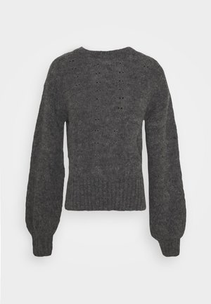 Jumper - charcoal black