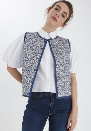Waistcoat - total eclipse multi color