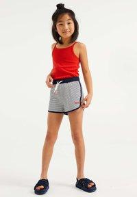 WE Fashion - 2 PACK - Shorts - dark blue - 1