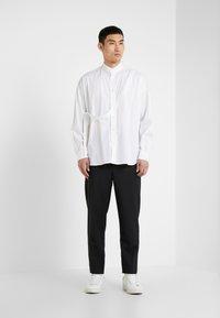 Damir Doma - PHOCAS PANTS - Trousers - black - 1