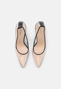 BEBO - EPOXY - High heels - clear/black - 5