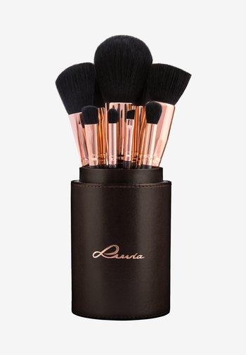 BRUSH SET - Makeup brush set - golden queen