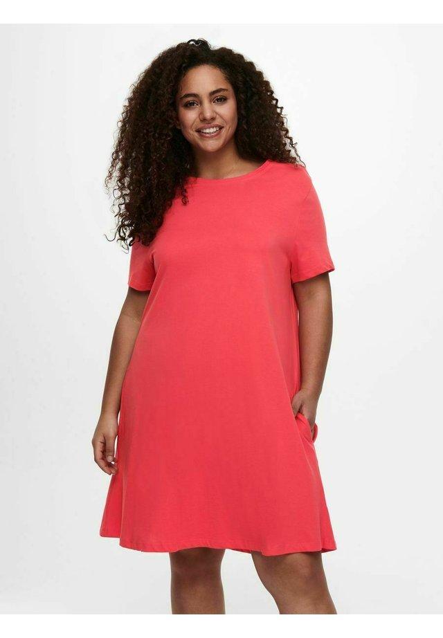 Sukienka z dżerseju - cayenne