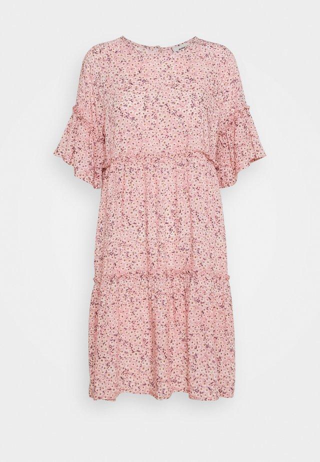 GIRAL SHORT DRESS - Vestido informal - cashmere rose