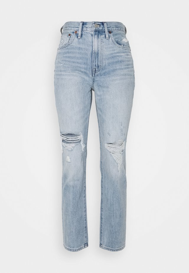RIPPED - Relaxed fit jeans - calabria