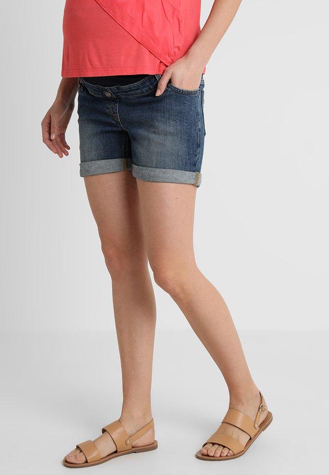Shorts di jeans - light wash