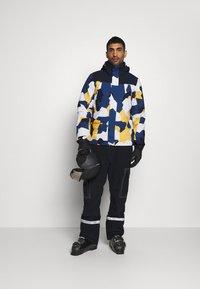 Icepeak - CABERY - Ski jacket - blue - 1