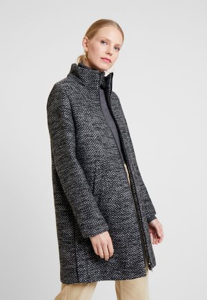 COAT - Kurzmantel - black