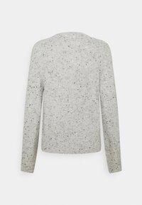 Marks & Spencer London - SPONGEY CARDI - Cardigan - grey - 1