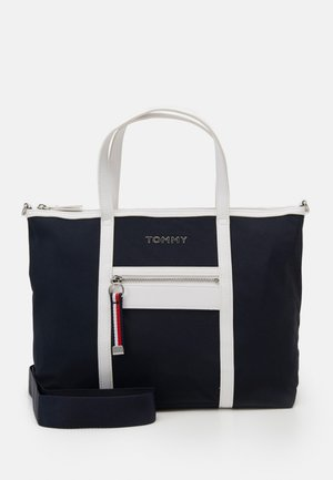 SATCHEL - Håndtasker - blue