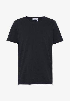 DARK - T-shirt - bas - black