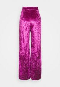 Stieglitz - SITA PANTS - Pantalones - fuchsia - 1