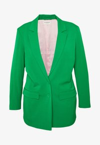 MY TRUE ME TOM TAILOR - WITH CONTRAST LINING - Short coat - gras green - 4