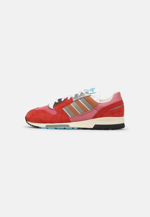 ZX 420 UNISEX - Sneakers laag - crew red/ambient blush/cream white