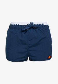 Ellesse - NASELLO - Shorts da mare - navy - 2