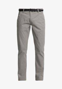 Lindbergh - Chino kalhoty - silver - 4