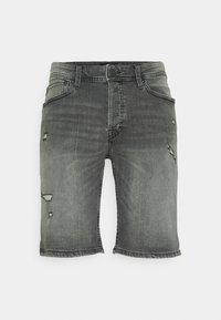 Jack & Jones - JJIRICK JJORIGINAL - Jeansshorts - grey denim - 0