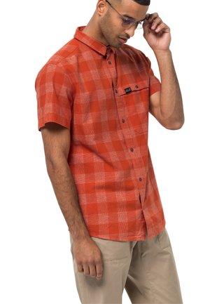 HIGHLANDS - Shirt - chili checks