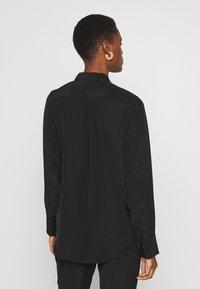 J.CREW TALL - BUTTON-UP SHIRT  - Bluse - black - 2