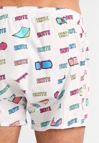 Lousy Livin Underwear - ROBOSKATE  - Boxer shorts - white - 2