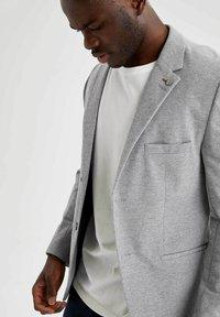 DeFacto - Blazer jacket - grey - 6