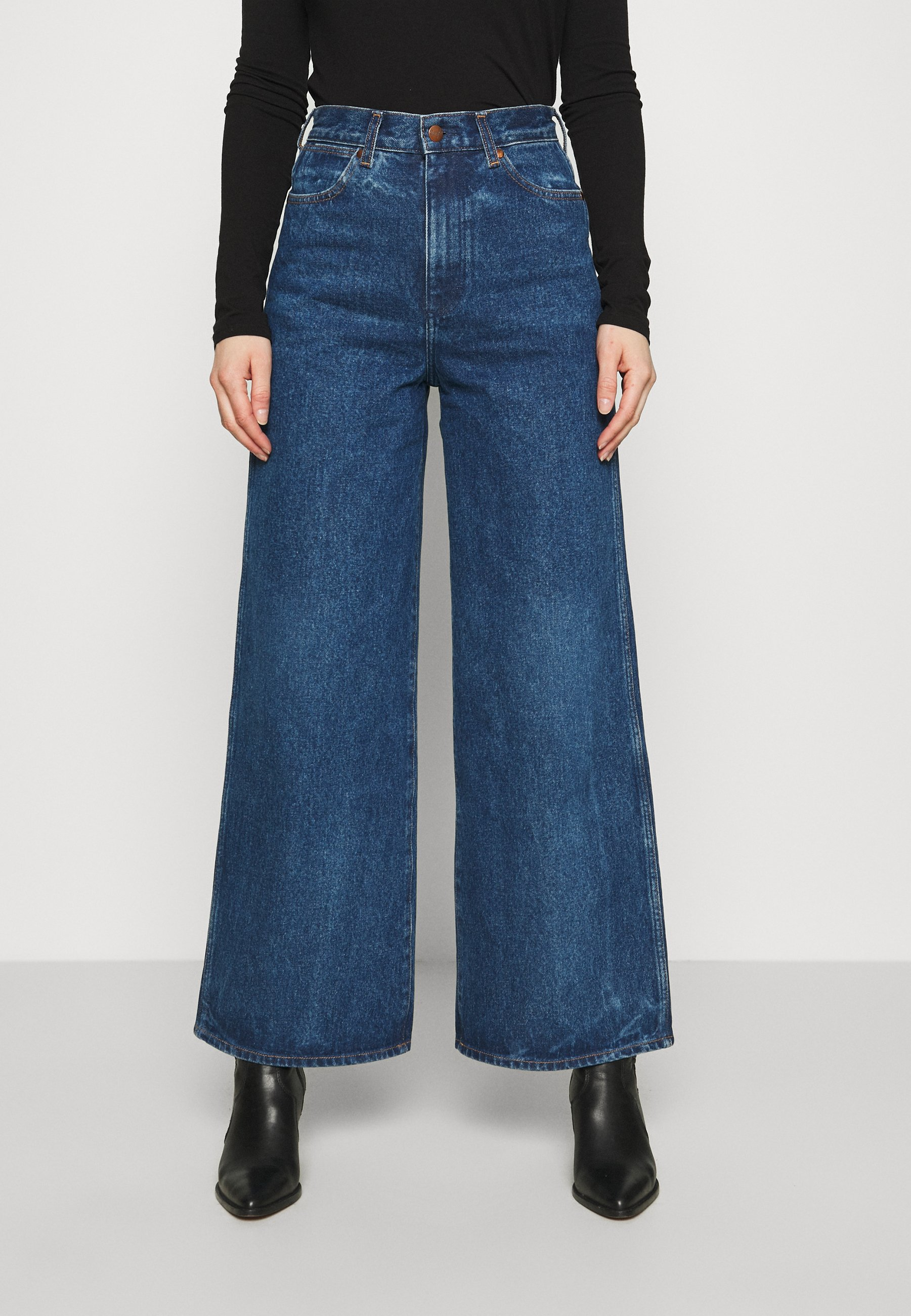 Women WORLD WIDE - Relaxed fit jeans