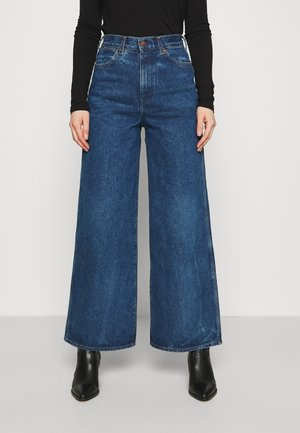 WORLD WIDE - Jeans relaxed fit - under water
