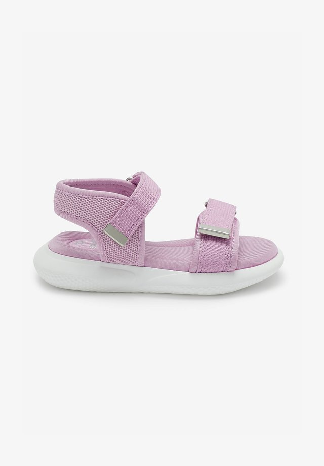 SPORTY - Chodecké sandály - lilac