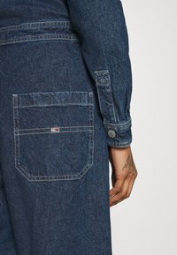Tommy Jeans - ZIP BOILER SUIT - Jumpsuit - blue - 6