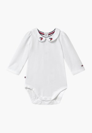 BABY GIRL FANCY COLLAR - Body - white