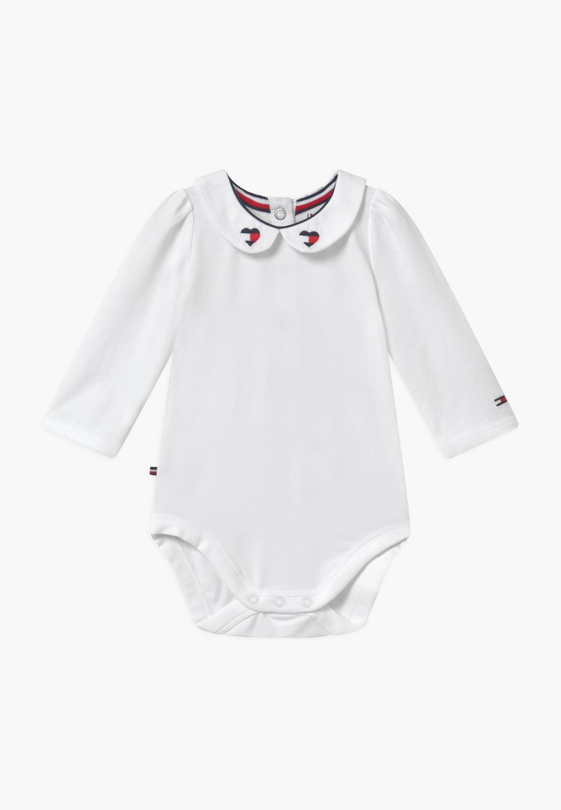 Tommy Hilfiger - BABY GIRL FANCY COLLAR - Body - white