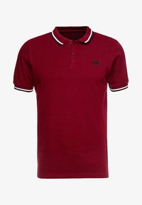 HARRINGTON - Polo shirt - bordeaux - 3