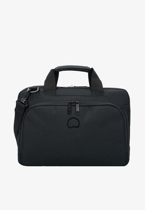 Briefcase - deep black