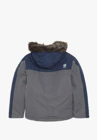Dare 2B - FURTIVE JACKET - Ski jacket - grey/dark blue - 1