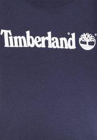 Timberland - SHORT SLEEVES  - T-shirt print - navy - 2