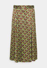 DAY Birger et Mikkelsen - HABITAT - A-line skirt - wasabi - 0