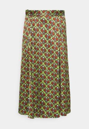 HABITAT - A-line skirt - wasabi