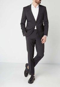 HUGO - Suit trousers - anthrazit - 1