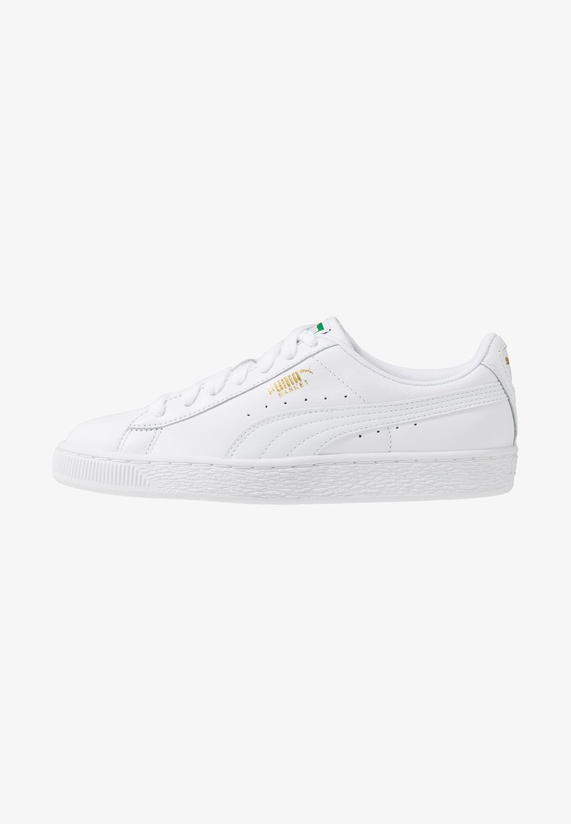 Puma - BASKET CLASSIC - Trainers - white