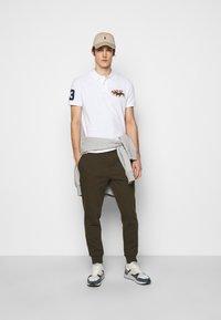 Polo Ralph Lauren - SHORT SLEEVE - Polo shirt - white - 1