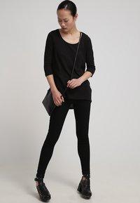 ONLY - ONLCASA - Long sleeved top - black - 1