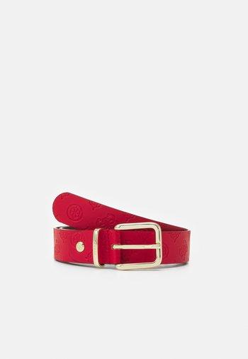 DAYANE ADJUST PANT DAYANE ADJUST PANT BELT - Belt - red