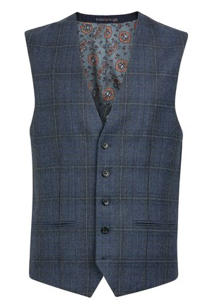 MARZOTTO  - Suit waistcoat - blue