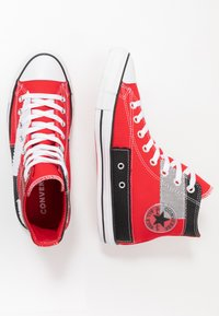 Converse - CHUCK TAYLOR ALL STAR - Baskets montantes - university red/white/black - 1