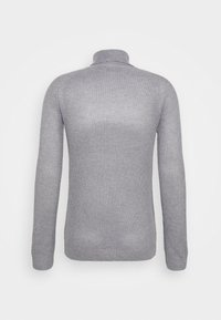 Brave Soul - GREENFORDA - Stickad tröja - silver grey marl - 7