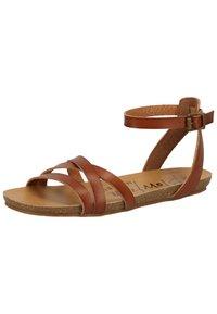 Blowfish Malibu - Ankle cuff sandals - scotch - 2