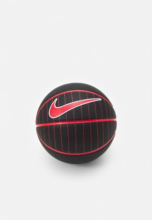 BASKETBALL STANDARD DEFLATED - Basketbal - black/chile red/white