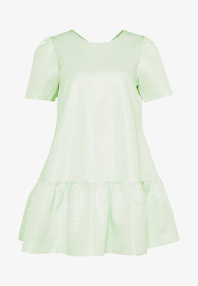 YASELSA DRESS SHOW - Juhlamekko - misty jade