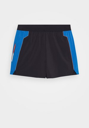 2-IN-1 SHORT - Korte broeken - blue