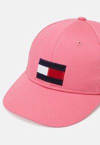 Tommy Hilfiger - BIG FLAG UNISEX - Cappellino - exotic pink - 3